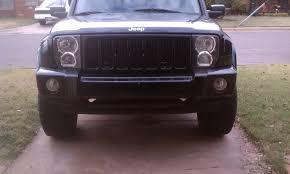 jeep commander black headlights painted headlights mod page 7 jeep commander forums jeep