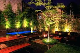 Outdoor Backyard Lighting Outdoor Landscaping Lighting Landscape Light Ideas Medium Size Of