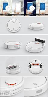home cleaning robots original xiaomi mi home smart robot vacuum cleaner lsd and slam