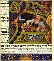arthur szyk haggadah szyk arthur 1894 1951 1930s illustration for szyk hag flickr