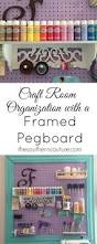 Organizational Ideas by 32 Best Pegboard Ideas Images On Pinterest Craft Rooms Home And