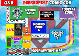 geekedfest events on twitter here is the floorplan as a handy helper available on the door when you arrive see you soon geekedfest swanseacomiccon https t co dqprsonilq