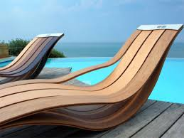 Wooden Outdoor Lounge Chairs Design Outdoor Furniture Wood Beach Lounge Chairs Wood Outdoor
