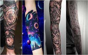 ideas for men 10 most mesmerizing tattoo sleeve ideas for men trulygeeky