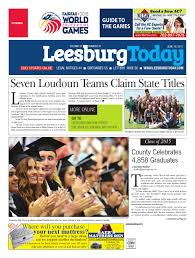 leesburg today june 18 2015 by northern virginia media services
