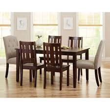 Dining Table Sets For 20 Better Homes And Gardens Bankston Dining Chairs Set Of 2 Mocha