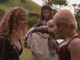 zena the warrior princess hairstyles last of the centaurs 2001