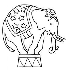 100 elephants coloring pages dr seuss horton sitting elephant