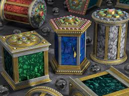 ornamental boxes by robolotion on deviantart