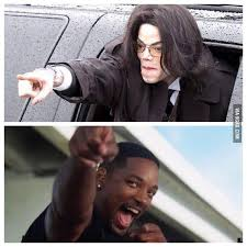 Memes De Michael Jackson - will smith and michael jackson meme generator