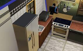Sims 3 Ps3 Kitchen Ideas by Counters Not Connecting At Corners