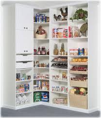 Corner Kitchen Pantry Ideas Kitchen Room Ci Closet Maid Pantry Chocolate Pear Modern New 2017