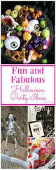 fun and fabulous halloween party ideas classy clutter