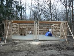 pallet house plans shelter for homeless 101 pallets building a