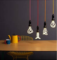 exposed bulb pendant lights the bare necessities fat shack