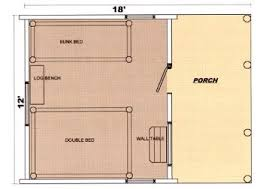 1 room cabin plans 1 room cabin atv resort