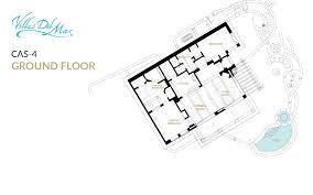 casitas floor plans casita 4 villas del mar