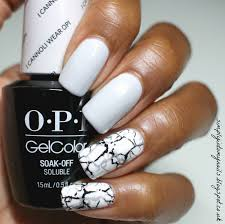 opi gelcolor i cannoli wear opi with temporary stamping simply