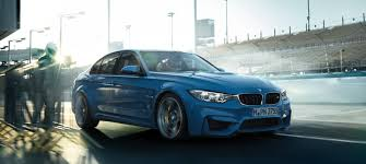 bmw m3 sedan at a glance