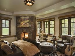 rustic decor inspiration for country living room with traditional