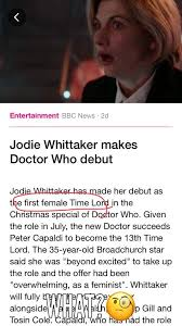 get it right bbc doctor who amino