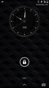 analog clock widgets for android vertu signature touch review android central