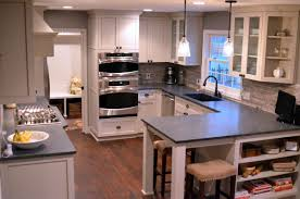 L Shaped Kitchen Designs With Peninsula Tag For Kitchen Peninsula Designs Nanilumi