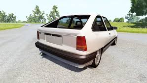 opel kadett kadett for beamng drive