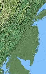 Map New Jersey Atlas Of New Jersey Wikimedia Commons