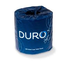 wrapped toilet paper duro toilet paper roll 400 sheet individually wrapped caprice