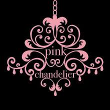 Mary Beth Pink Chandelier Pink Happy Thoughts Always