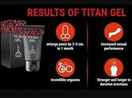titan gel big dick herbal enlargement and intimate lubricant gel
