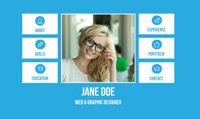 Resume Website Template Free 20 Best Personal Muse Templates Wpulti