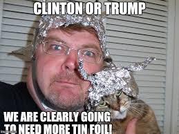 Hat Meme - tin foil hat imgflip