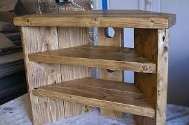 Rustic Corner Desk How To Easily Build A Rustic Corner Tv Stand And How To Make