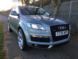 audi jeep 2015 used audi q7 cars for sale in scotland gumtree