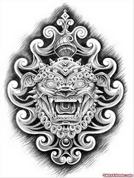 grey ink aztec family crest design viewer com