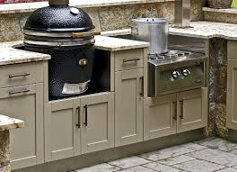 Kitchen Oven Cabinets Outdoor Kitchen Appliance Cabinetry Danver