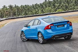 volvo official website driven volvo s60 polestar team bhp
