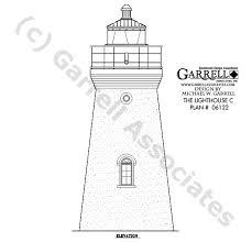 lighthouse c 06122 house plans by garrell associates inc