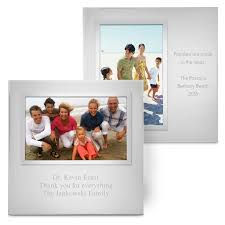 personalized picture frames at things remembered