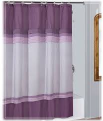 shower curtains in purple new interior design