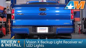 Backup Lights 1997 2017 F 150 Vision X Backup Light Receiver W Led Lights