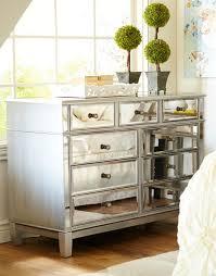 Small Mirrored Nightstand Hayworth Mirrored Dresser Amazing Antique Design Laminated