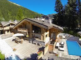 construire son jacuzzi chalet 5 luxe à chamonix piscine jacuzzi sauna hammam