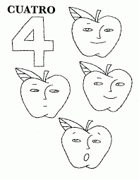 number coloring pages coloring