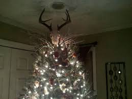 antler tree topper tree toppers antlers