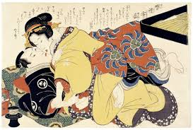 phaidon u0026 39 s shunga book may not be for the coffee table