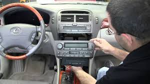 lexus ls400 2001 metra lexus ls 430 stereo dash kits 95 and 99 8160g youtube