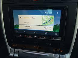 Car Audio Decks Porsche Cayenne Navigation Upgrade Double Din Pioneer Avic